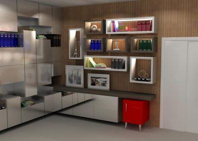 Projetos de Escritório e Comercial Planejados 2