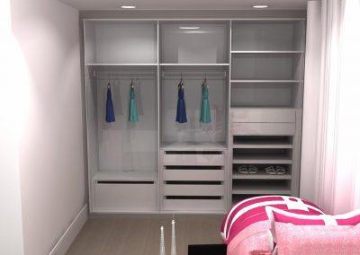 Projetos de Quarto e Closet Planejados Roberto Almeida Interiores 18