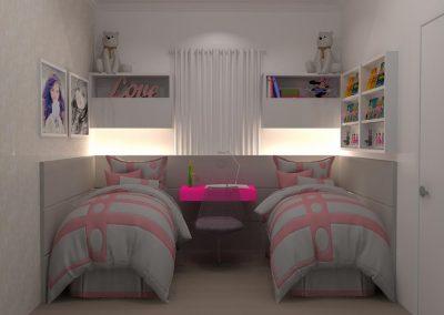 Projetos de Quarto e Closet Planejados Roberto Almeida Interiores 29