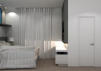 Projetos de Quarto e Closet Planejados Roberto Almeida Interiores 31