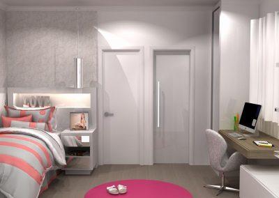 Projetos de Quarto e Closet Planejados Roberto Almeida Interiores 33