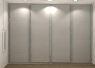 Projetos de Quarto e Closet Planejados Roberto Almeida Interiores 5