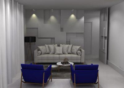 Projetos de Sala Planejada Roberto Almeida Interiores 7
