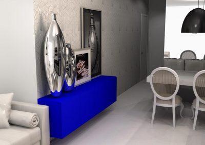 Projetos de Sala Planejada Roberto Almeida Interiores 8