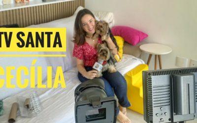 Eu, Você e os Pets na Santa Cecília TV