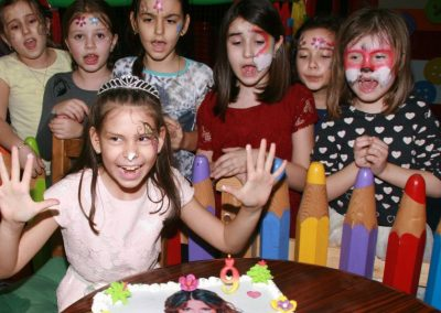 Blog Crepes e Massas – Festa Infantil