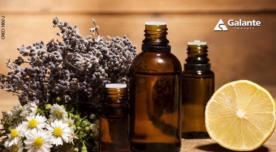 Como deixar a sua casa com um aroma agradável?
