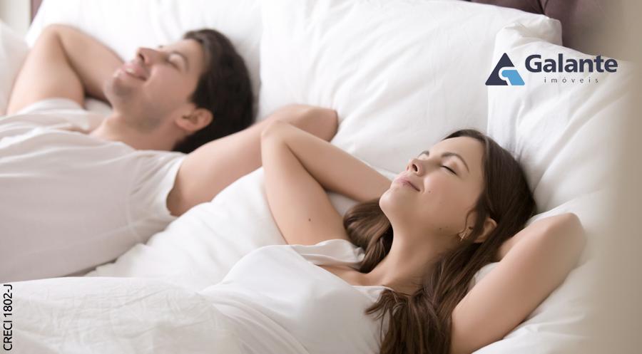 Como criar um ambiente relaxante para dormir melhor?