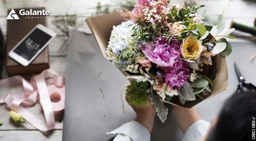 Flores para decorar a sua casa na primavera