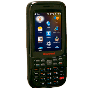 Coletor de Dados Honeywell Dolphin – 6000 ScanPhone