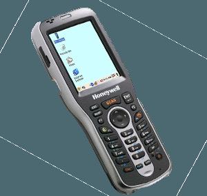 Coletor de Dados Honeywell Dolphin – 6100
