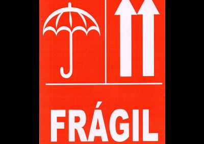 Etiquetas para transportadoras e logísticas