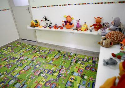 Espaço infantil brinquedoteca