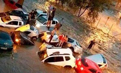 Saiba como proceder em casos de enchentes