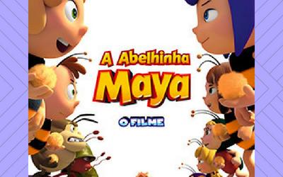 Filme do Mês: A Abelhinha Maya
