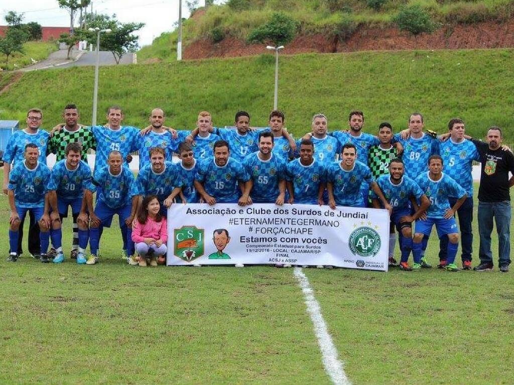 2016 - TETRA CAMPEÃO