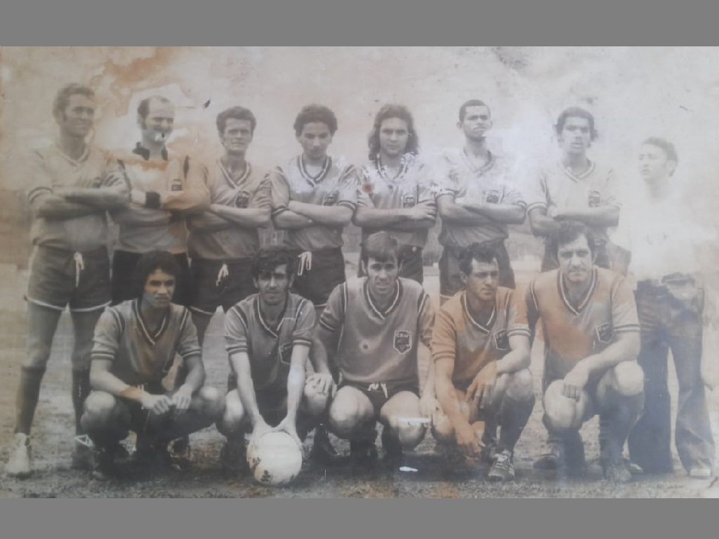 1973 - FUTEBOL CAMPO