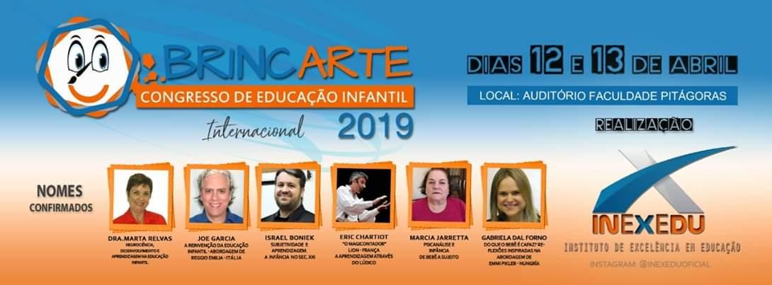 BrincArte - Congresso de Educação Infantil