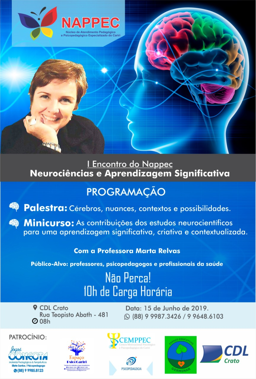 Nappec Neurociência e Aprendizagem Significativa