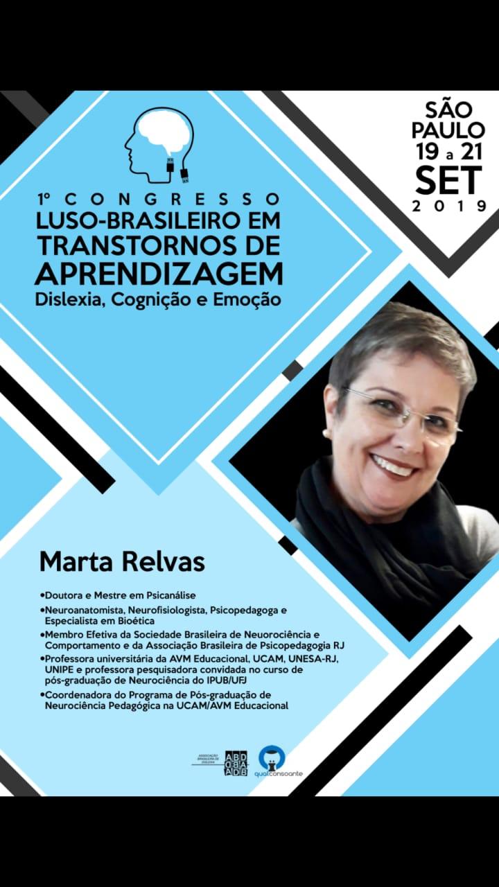 Congresso Luso-Brasileiro em Transtornos de Aprendizagem