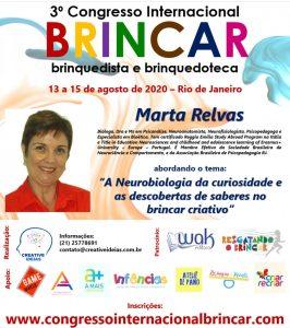 cartaz 3 Congresso Internacional Brincar Brinquedista e Brinquedoteca 2