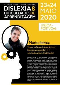 cartaz do V Congresso Internacional Dislexia e Dificuldades de Aprendizagem