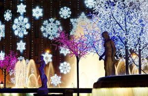 Iluminação Natalina - LR Light Ray