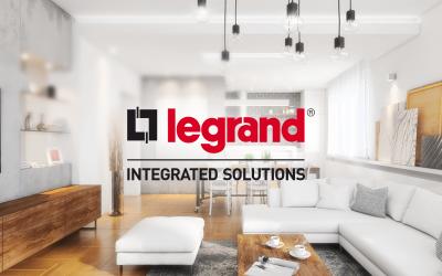 Evento de Apresentação Legrand