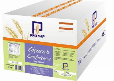 Açúcar Confeiteiro Pronap