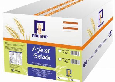 Açúcar Gelado - Pronap