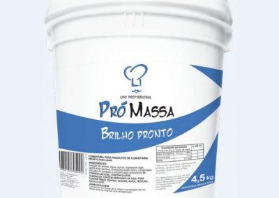 Brilho Neutro Pró Massa - LP