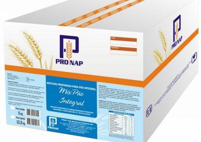 Pão Integral Pronap