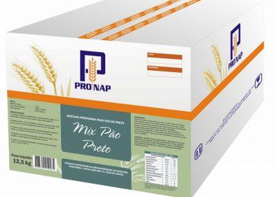 Pão Preto Pronap