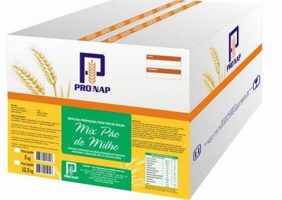 Pão de Milho Pronap
