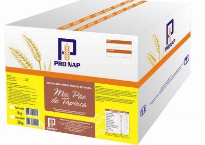 Pão de Tapioca Pronap