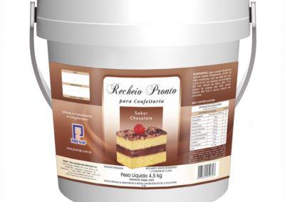 Recheio de Chocolate Pronap