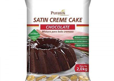 Satin Chocolate - LP