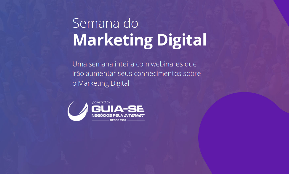 Participe da Semana do Marketing Digital 2018