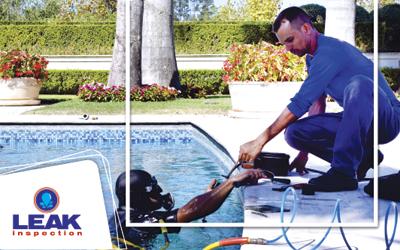 Vazamentos em piscinas: o que você precisa saber?