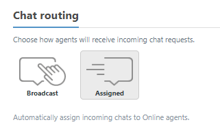 Setting up chat routing – Zendesk help
