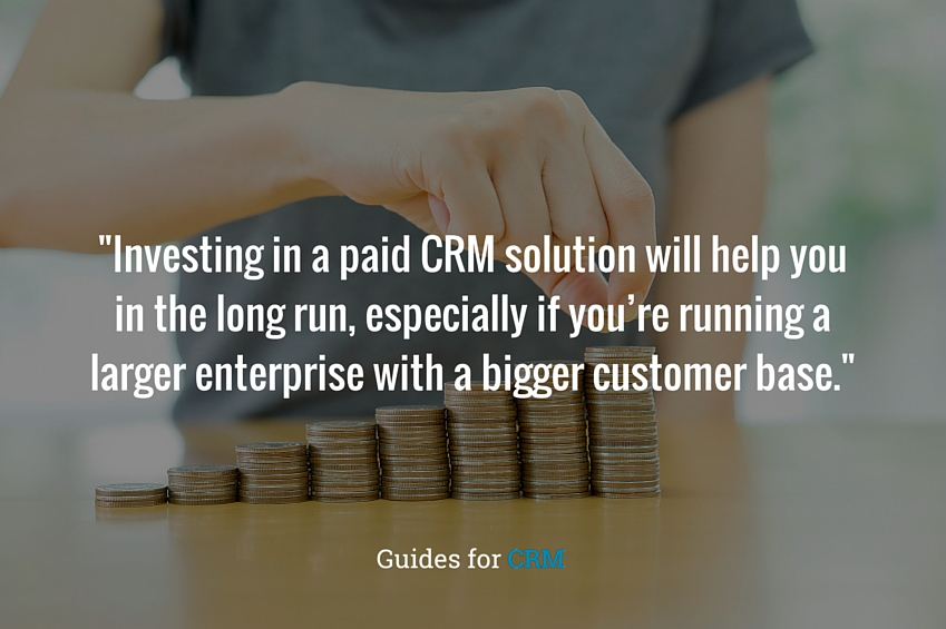 Free vs. Paid CRM Solutions- Which Best Suits Your Business-