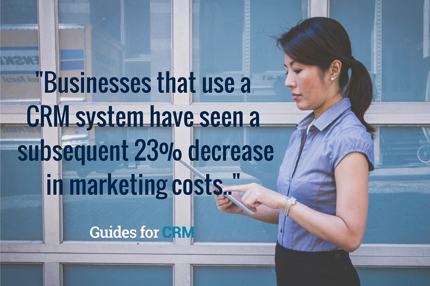 Why Your Small Business Needs CRM