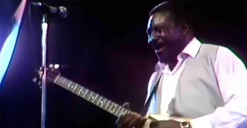 Albert King: One Of The Most Influential Blues Artists Of All Time