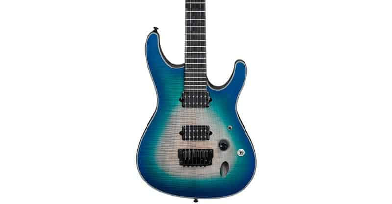 Ibanez S Series Iron Label SIX6FDFM