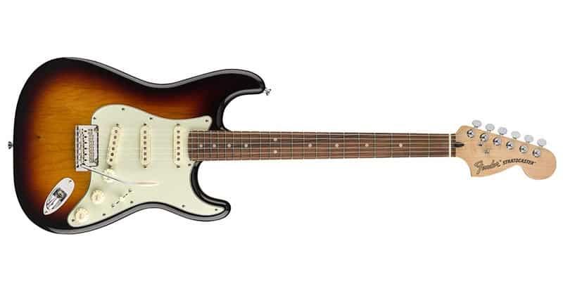 Fender Deluxe Roadhouse Stratocaster – Pau Ferro Fingerboard