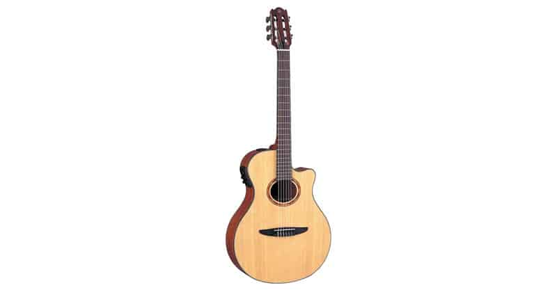 Yamaha NTX700 Acoustic Electric Classical Guitar