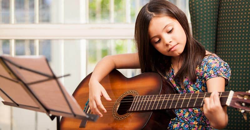 Improving your talent as a guitarist