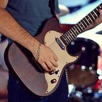 Electric guitar tutorial