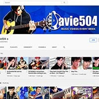 YouTube guitarists