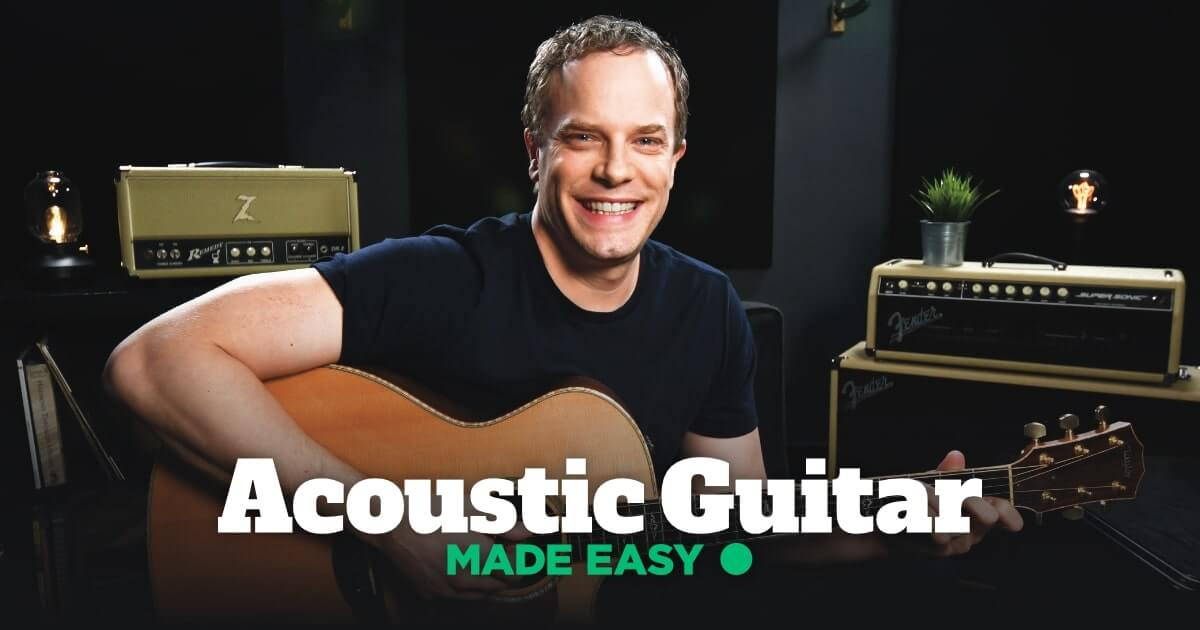Acoustic Guitar Made Easy Guitareo